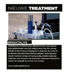 HydraFacial Behandeling BrightAlive