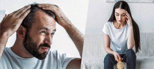 Haarfiller -Behandeling haaruitval vrouwen en mannen