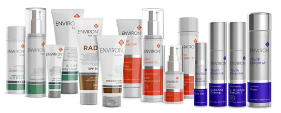 Environ Skincare Producten
