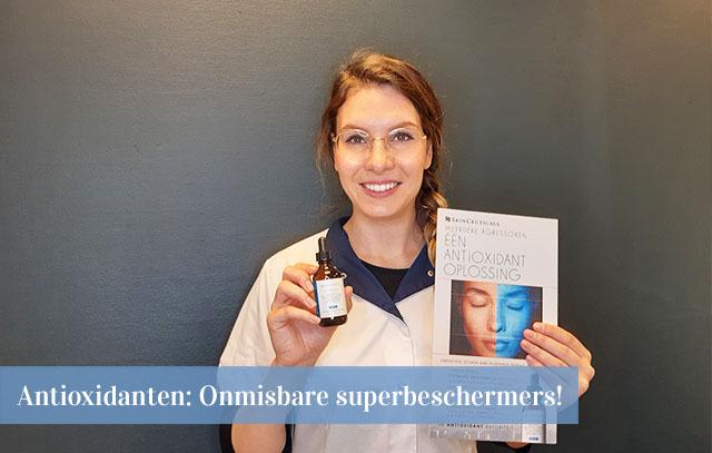Antioxidanten: Onmisbare superbeschermers!